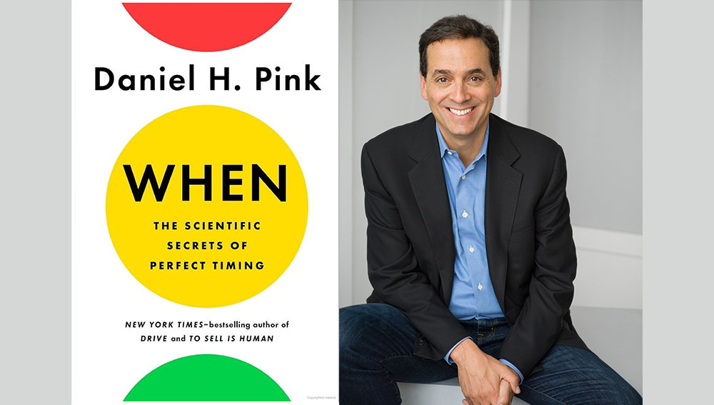 Daniel Pink – New York Times and international bestselling author