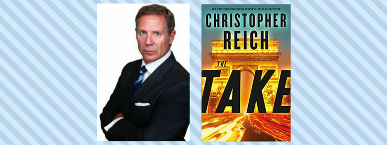 Mystery Books & Brews Adventure with NYT bestselling author Christopher Reich (San Diego, CA)