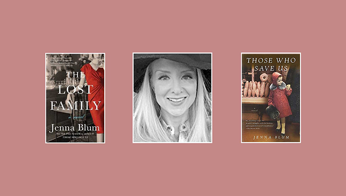 Interview with Jenna Blum, NYT and International Bestselling Author