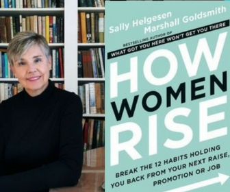 San Francisco: How Women Rise Adventure With Women's Leadership Expert Sally Helgesen