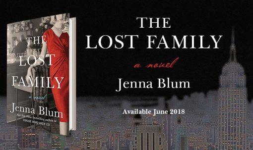 Jenna Blum - The Lost Family