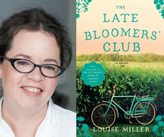 Louise Miller – USA Today Bestseller List, Indie Next Pick, and Library Reads Pick Author