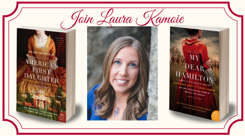 My Dear Hamilton Library Talk – By Laura Kamoie