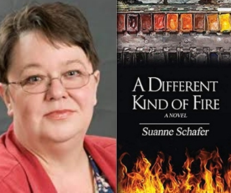 Suanne Schafer – Author, Photographer, and Fire Starter
