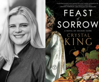How Testing (and Tasting!) Ancient Roman Recipes Helped Me Write My Novel – by Crystal King