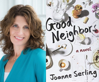 Joanne Serling – Debut Author