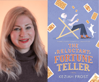 Keziah Frost, Author and Psychotherapist
