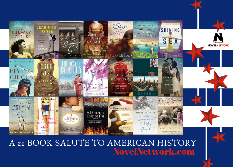 A 21 Book Salute to American History