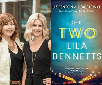 Liz Fenton and Lisa Steinke – Bestselling Co-Authors and Best Friends