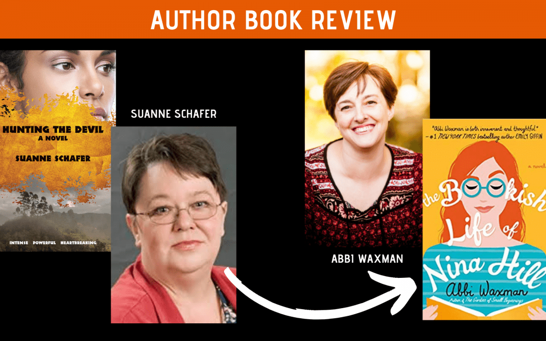 Author Book Review – by Suanne Schafer