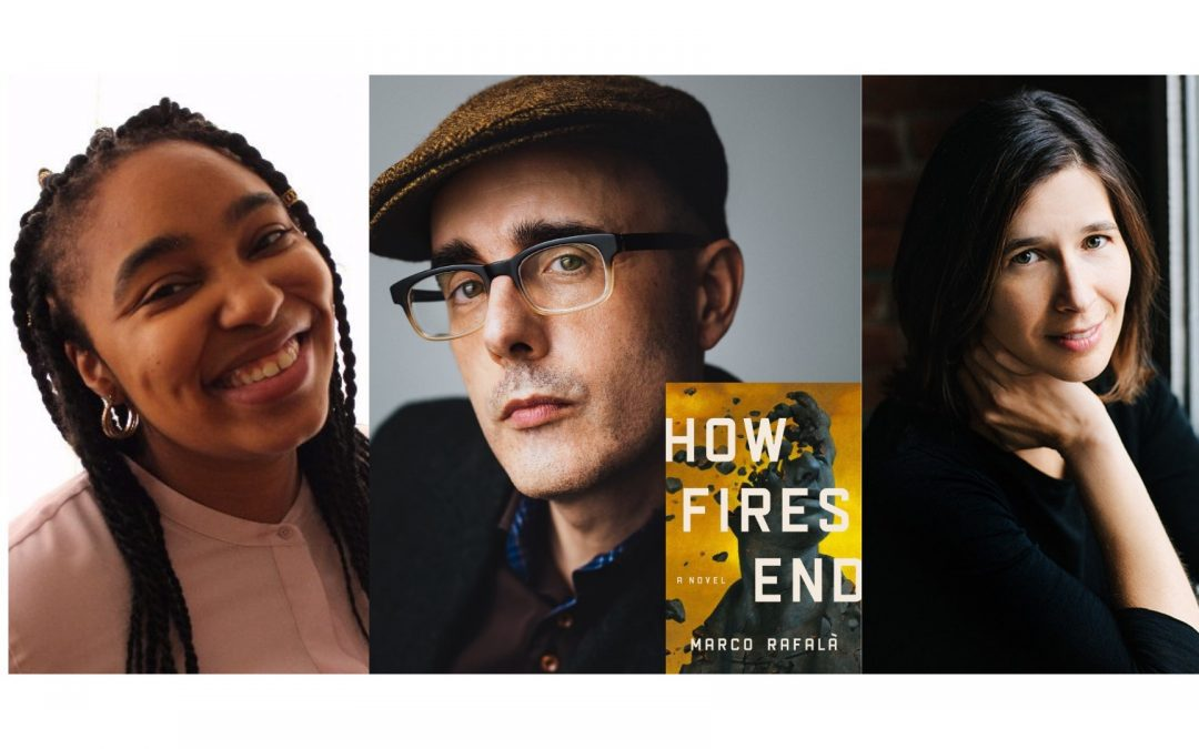Book Launch: How Fires End by Marco Rafalà in conversation with Idra Novey