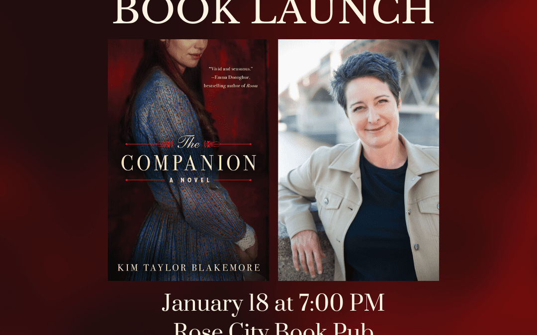 The Companion Launch Party with Kim Taylor Blakemore