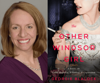 The Other Windsor Girl: A Novel of Love, Royalty, Whiskey & Cigarettes by Georgie Blalock