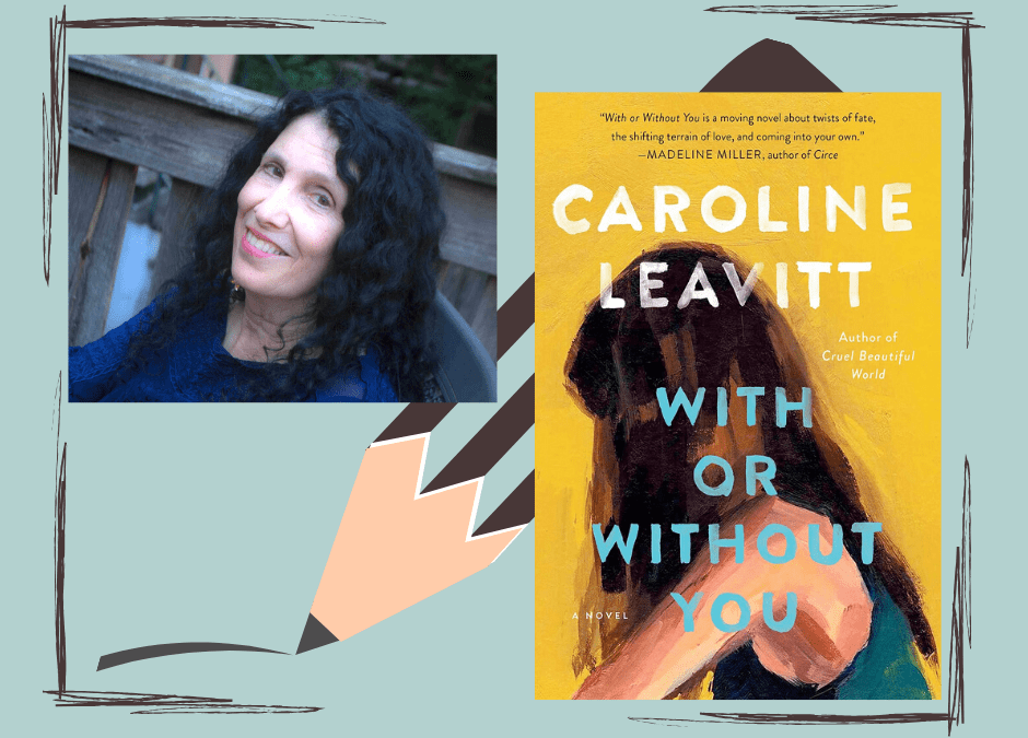 How I Came to Love Virtual Meetings in the Age of Corona by Caroline Leavitt
