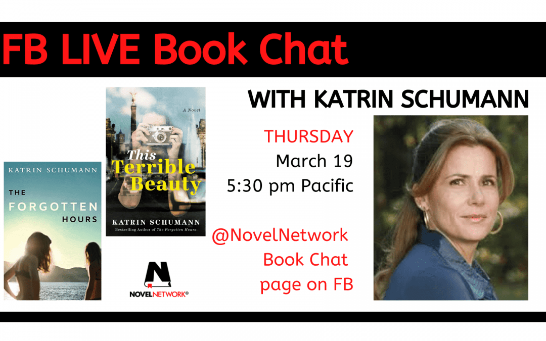 FB Live Book Chat With Katrin Schumann