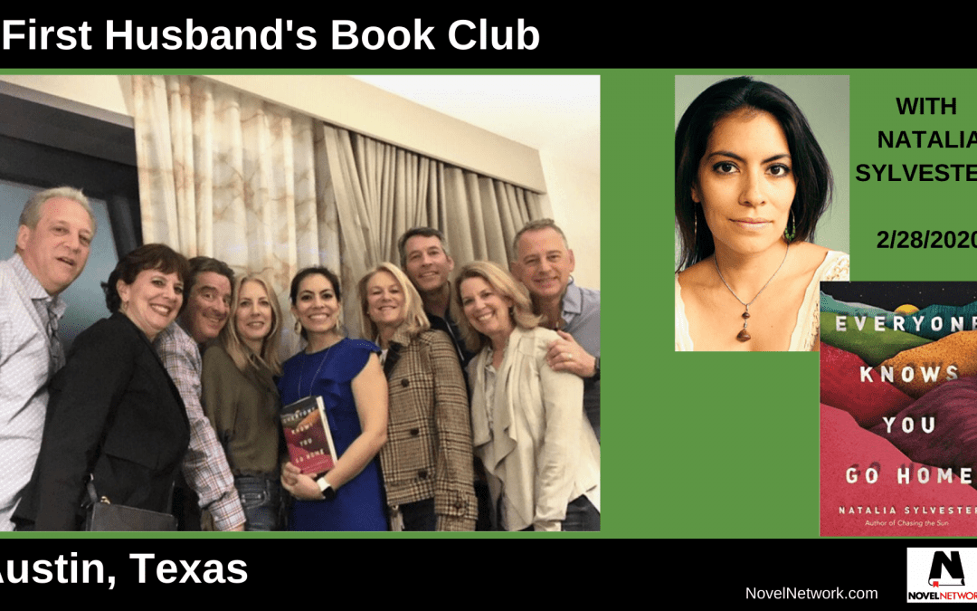 First Husband's Book Club Spends Vacation Time With Natalia Sylvester