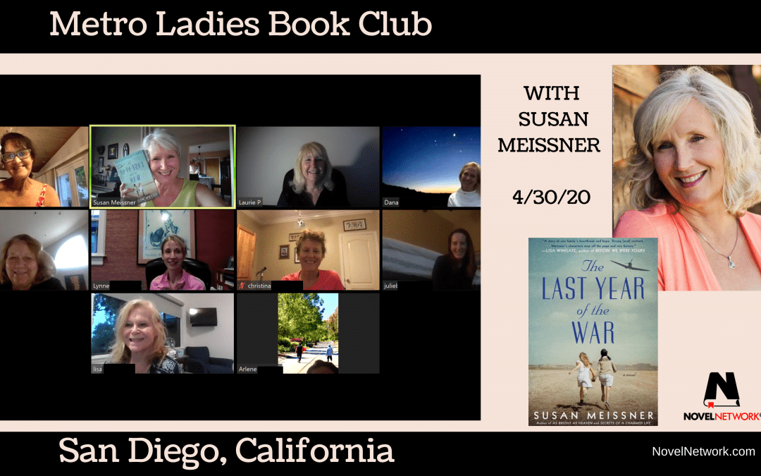 All Female Physicians' Book Club Group Takes a Break!