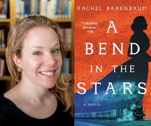 Rachel Barenbaum – Debut Novelist