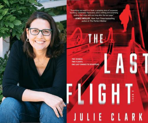 Julie Clark – Novelist