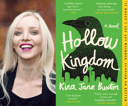 Kira Jane Buxton – Bestselling Author