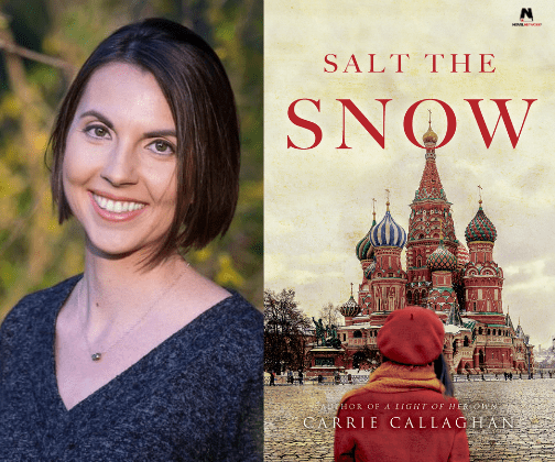 Carrie Callaghan – Author of Historical Novels