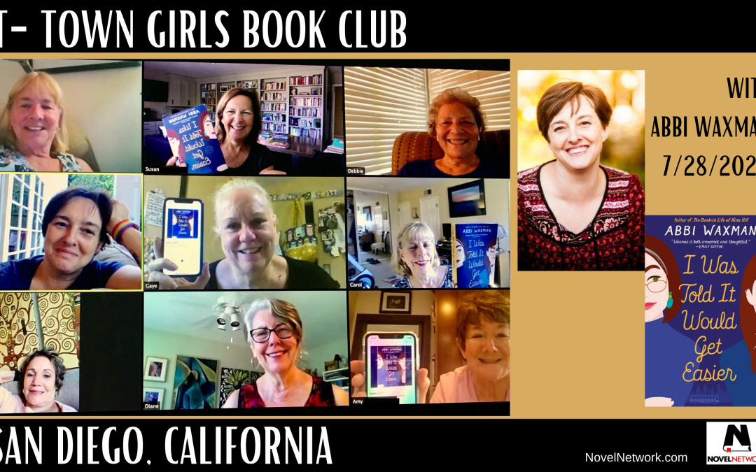 T-Town Girls Book Club Reminisces With Abbi Waxman