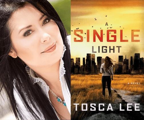 A Single Light by Tosca Lee