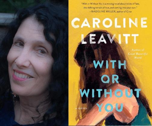 Caroline Leavitt – New York Times Bestselling Author
