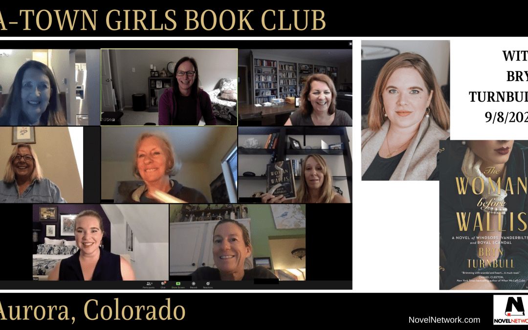 The A-Town Girls Book Club is Charmed by Bryn Turnbull!