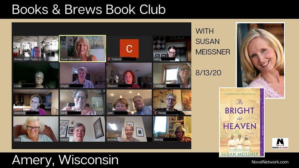 Susan Meissner Warrants a Repeat Visit!