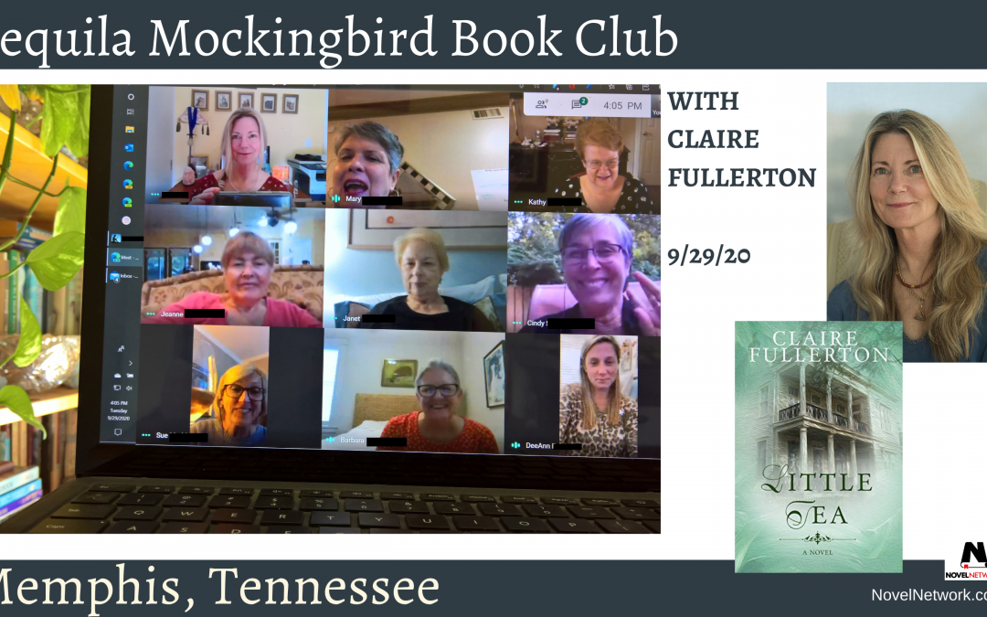 The Tequila Mockingbird Book Club Shares a Hometown Connection With Claire Fullerton