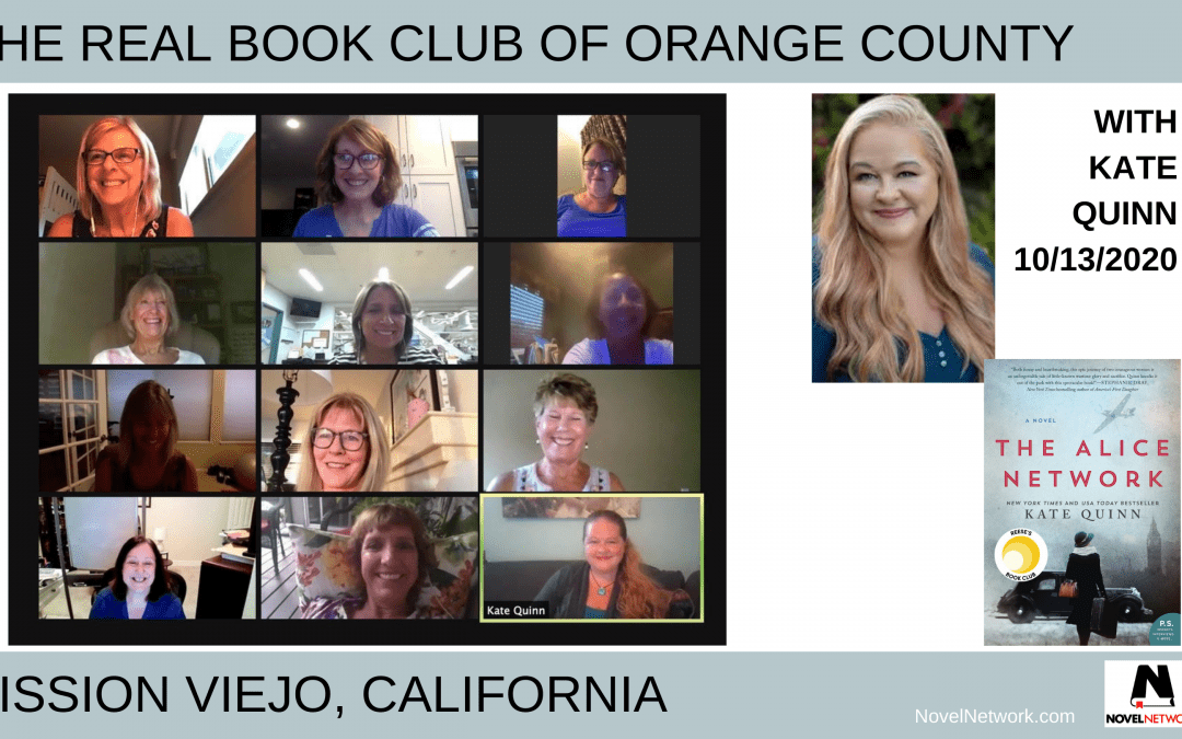 The Real Book Club of Orange County Discovers Their Super Power!