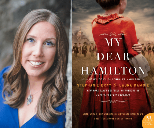 Laura Kamoie – Wall Street Journal, NYT, and USA Today Bestselling Author