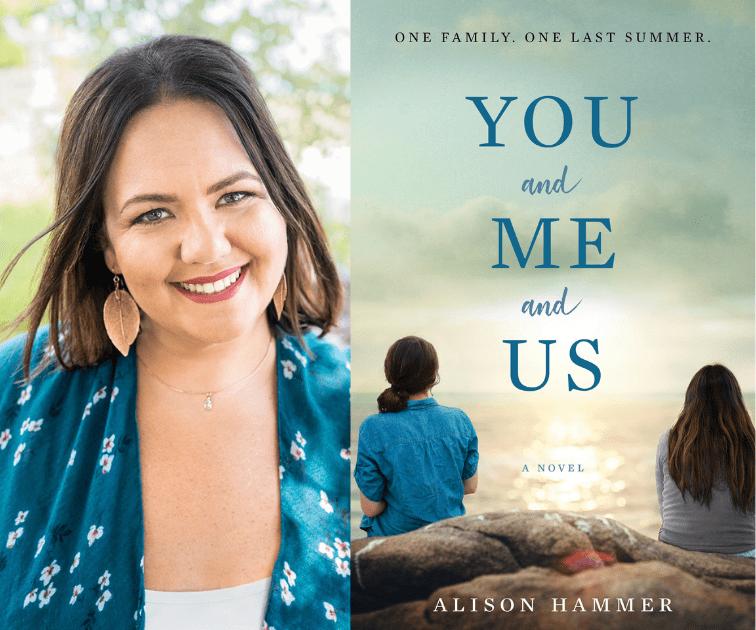 Alison Hammer – Debut Novelist