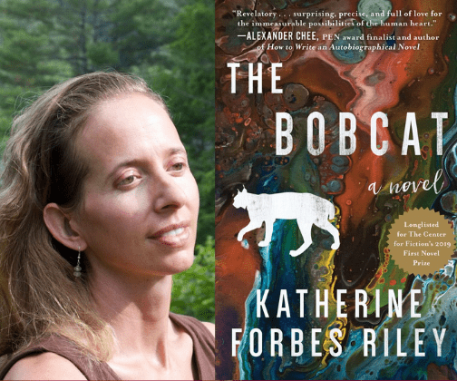 Katherine Forbes Riley – Debut Novelist