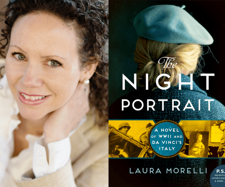Laura Morelli – Historical Fiction Author and Educator