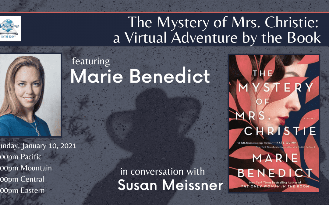The Mystery of Mrs. Christie: A Virtual Adventure