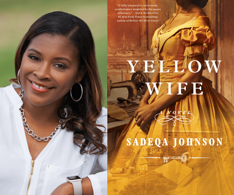 Sadeqa Johnson –  Award-Winning Author