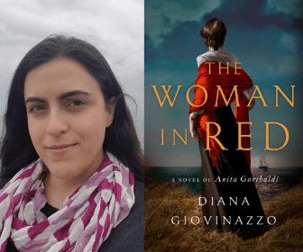 Diana Giovinazzo – Debut Novelist