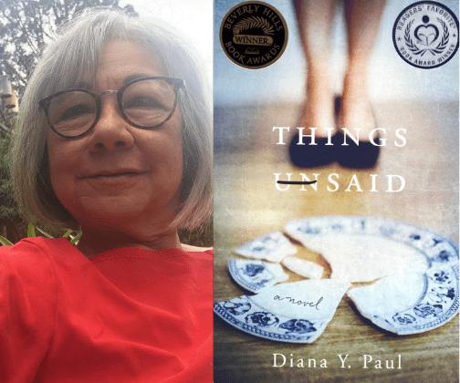 Diana Y. Paul – Award-Winning Debut Novelist, Buddhist Scholar, and Blogger