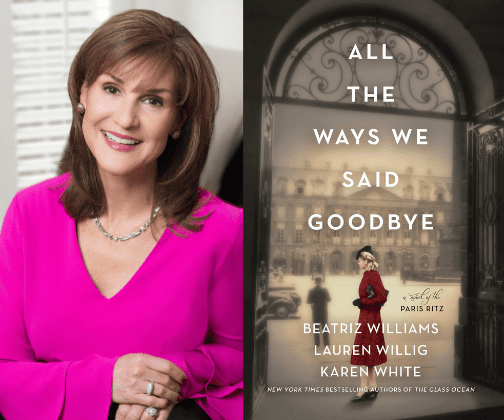 All the Ways We Said Goodbye – by Karen White, Beatriz Williams, and Lauren Willig
