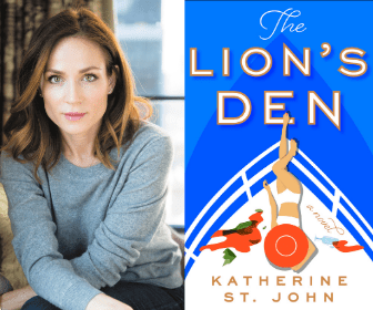 The Lion's Den by Katherine St. John