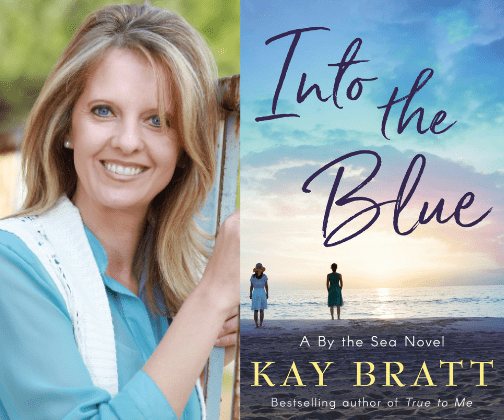 Into the Blue by Kay Bratt