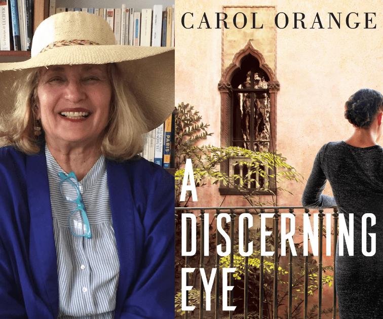 Carol Orange –  Debut Novelist