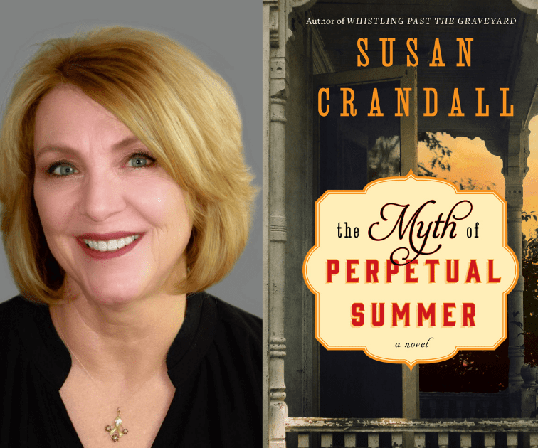 Susan Crandall – Award-Winning Author of Historical Fiction