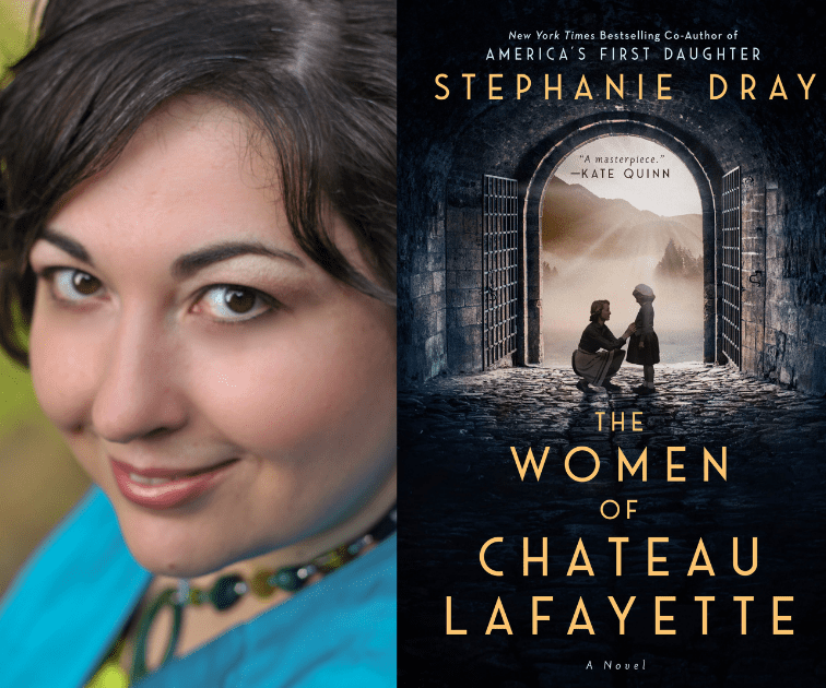 Stephanie Dray – New York Times, Wall Street Journal & USA Today Bestselling Author