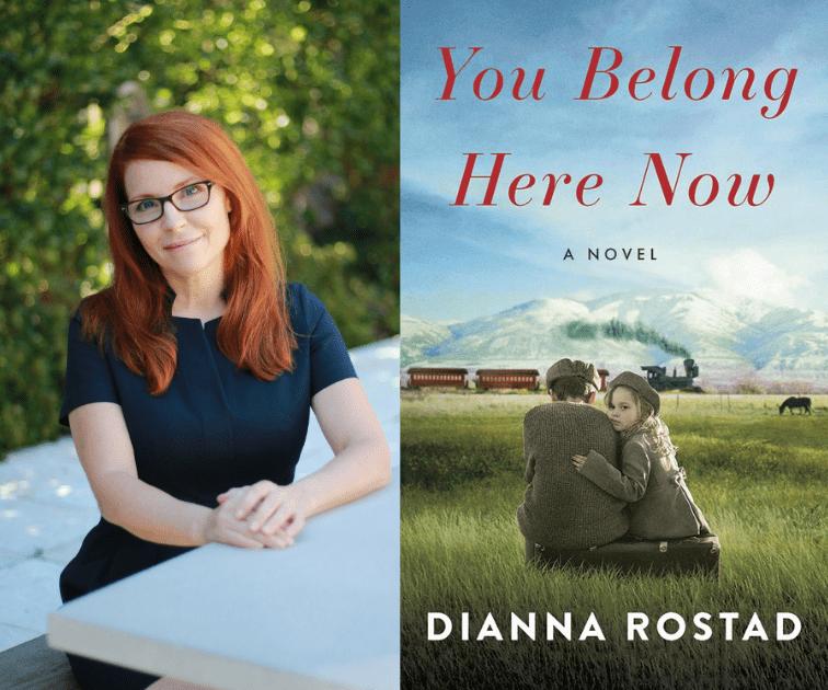 Dianna Rostad –  Debut Novelist