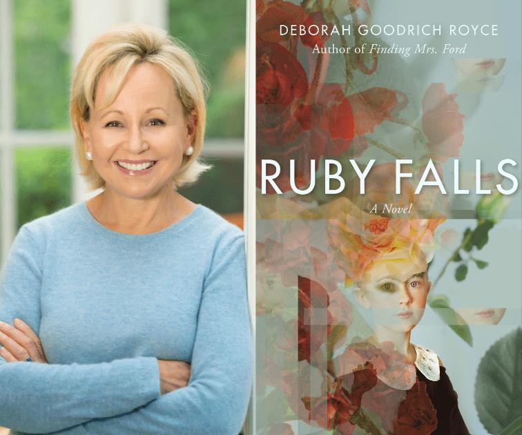 Ruby Falls by Deborah Goodrich Royce