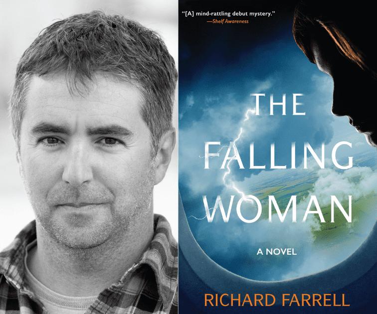Richard Farrell – Debut Novelist