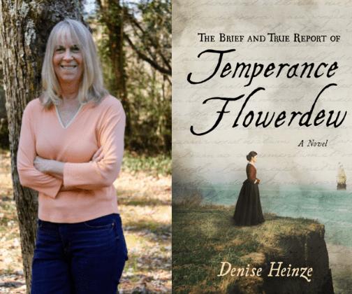 The Brief and True Report of Temperance Flowerdew by Denise Heinze